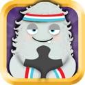 适合孩子玩的怪物游戏:拼图智力游戏 - 对于教育 icon