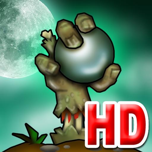 僵尸弹珠台高清版:Zombie Pinball HD