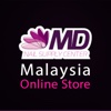 MD nail supply center Malaysia