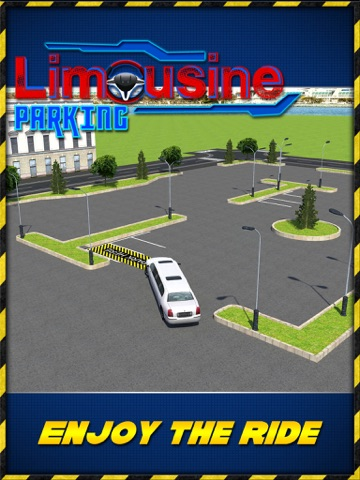 Screenshot #4 pour Limousine Parking 3D - Realistic Limo Driving Free Racing Game