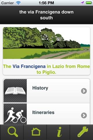 FrancigenaSud screenshot 1