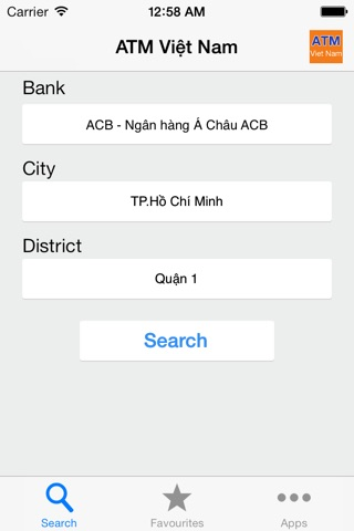 ATM Viet Nam screenshot 3