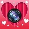 Love Pic - Bild der Liebe: Foto-Bearbeitung mit Herz & Liebessprüche. Perfekt für: Kamera, Bild, Collage, Gruß-Karte, ecards, Freunde, Liebhaber, Ehepartner, Freundin, Freund, Valentinstag, Geburtstag, Hochzeit