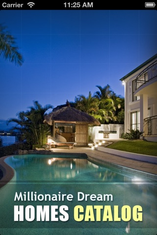 Millionaire Dream Homes screenshot 1