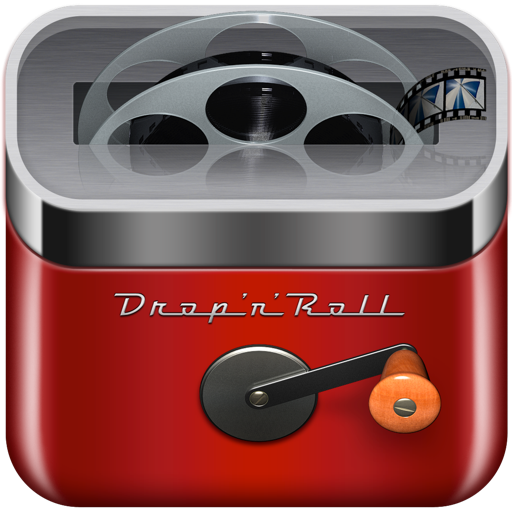 Drop'n'Roll – автоматический видеоредактор
