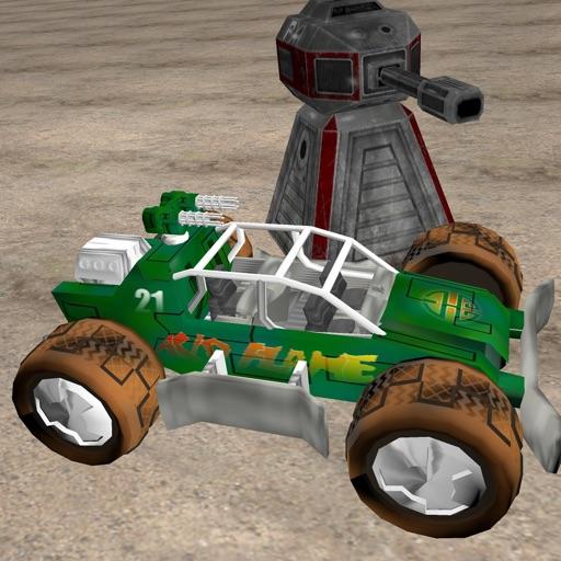 Jumper Buggy iOS App
