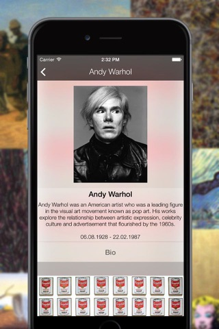 Artroom - art gallery on your hand screenshot 2