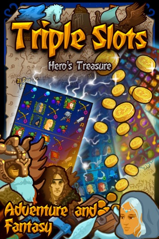 Triple Slots screenshot 1