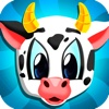 Cow Farm Frenzy - Tiny Animal Super Fun Run Game