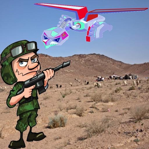 Drone Attack! iOS App
