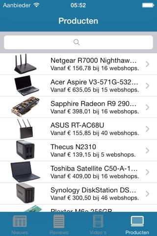 Hardware.Info screenshot 4