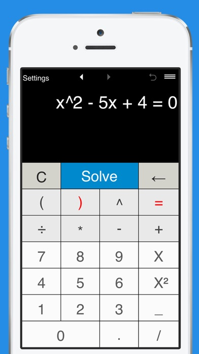 quadratic equation solver Get the free quadratic equation solver widget for your website, blog, wordpress , blogger, or igoogle find more mathematics widgets in.
