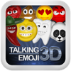 3D Emoji - Talking Emoji Free Movie Maker for iOS 7, YouTube, WhatsApp, Kik, Viber, Tango, ooVoo, iFunny & Keek