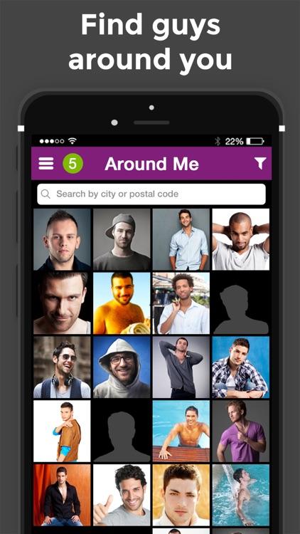 Gay sex app