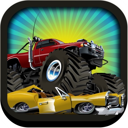 Extreme Monster Truck Drag Race -  A Cool Offroad Rally Simulator Free iOS App