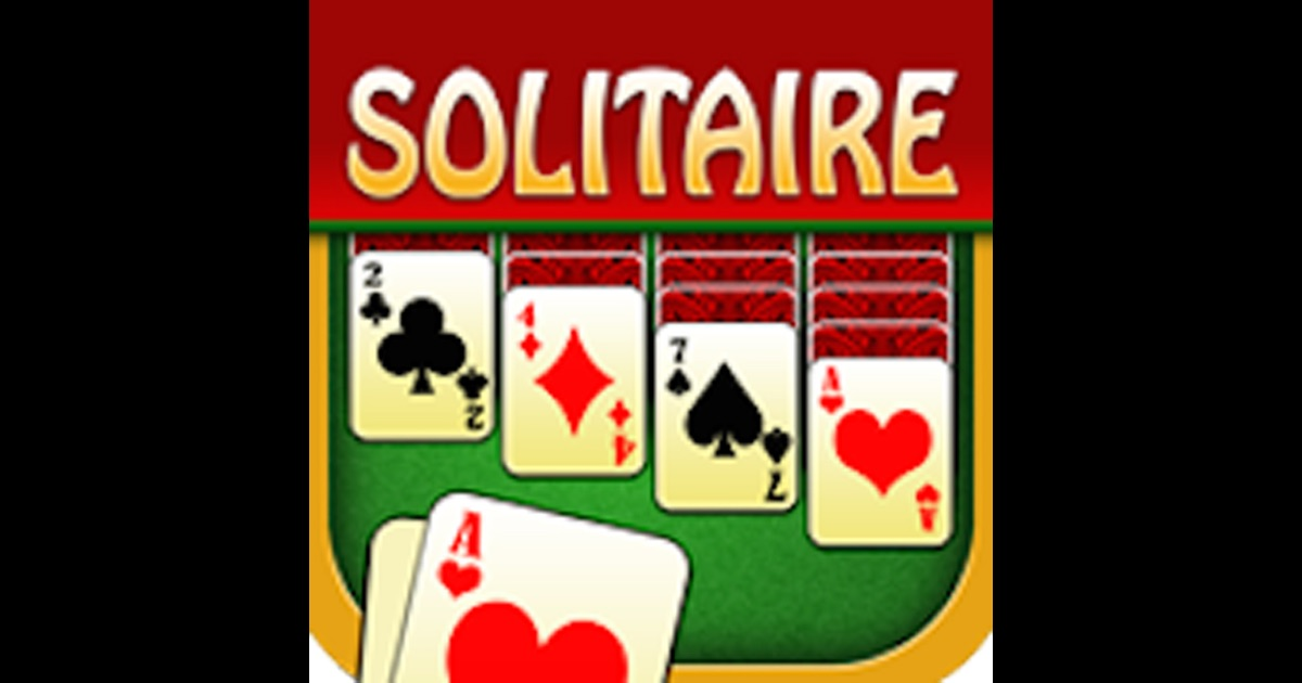 hearts solitaire card game