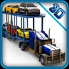 Car Trailer Truck Transporter