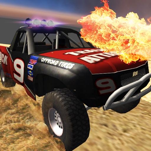 Blazing Wheels 4x4 Truck Racing HD Full Version iOS App