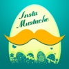 Insta Moustache Booth - Put & Grow Beard on Yr Face Stickers Photo Editor