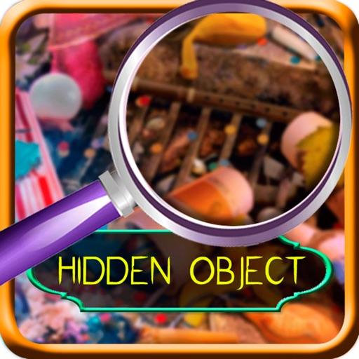 Hidden Objects : House Mystery iOS App