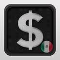MEXICO. Cotización del Dólar, Euro, Real y Peso Argentino