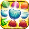 Sweet Candy Fruit Jelly Blast : Match 3 Free Game
