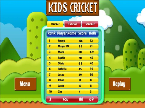 Kids Cricket-ipad-3