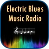 Electric Blues Music Radio With Trending News