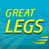 FITNESS22 LTD - Great Legs: squats, lunges, leg lifts workout by Fitness22 artwork