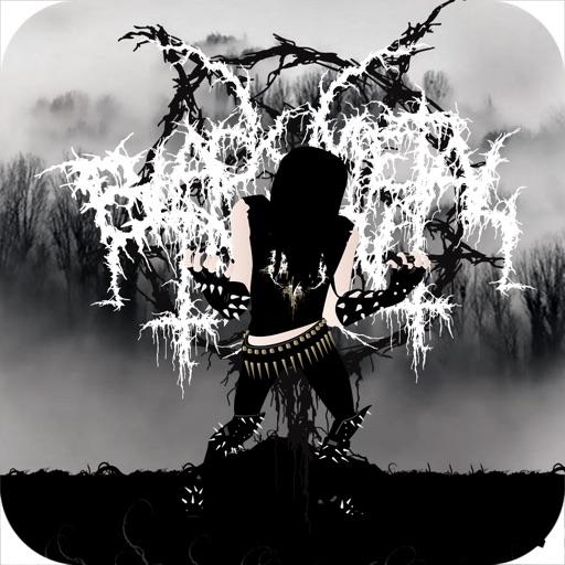 狂奔摇滚人:Black Metal Man