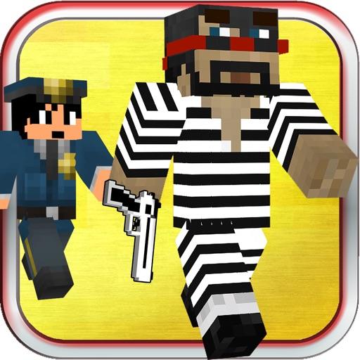 Block Survival Run iOS App