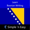 Learn Bosnian Writing by WAGmob