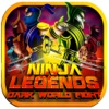 Ninja Legends HD - Dark World Fight