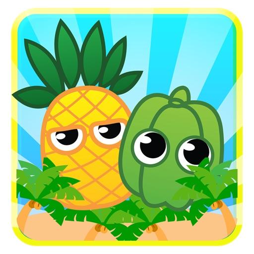 Abe's Fruit Farm Tropical Story Match 3 Flow Puzzle - Juice Splash Jelle Fun Blast! iOS App