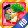 The Golden Star Fruit Tree HD - interactive folktale for kids fruit interactive