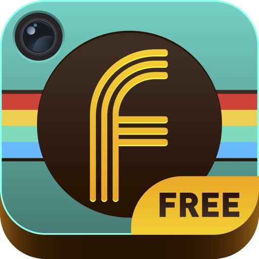 Funky Photo Fonts Free- add swag to your images with typography iOS App