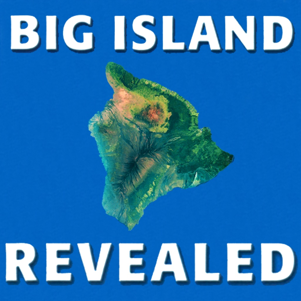 Big Island Revealed app review: a mobile version of the