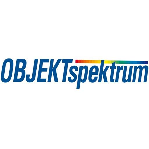 OBJEKTspektrum iOS App