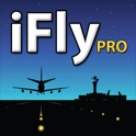 iFly Pro HD Airport Guide+Flight Tracker icon