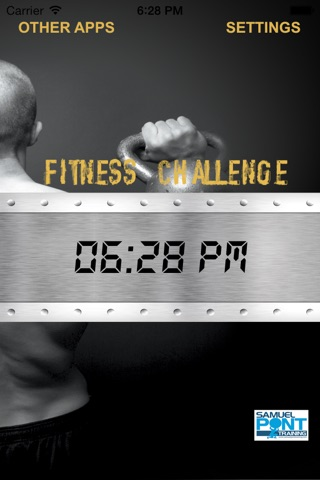 Fitness Alarm Challenge screenshot 1