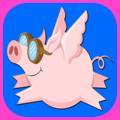 Attack of the Flying Pigs Icon