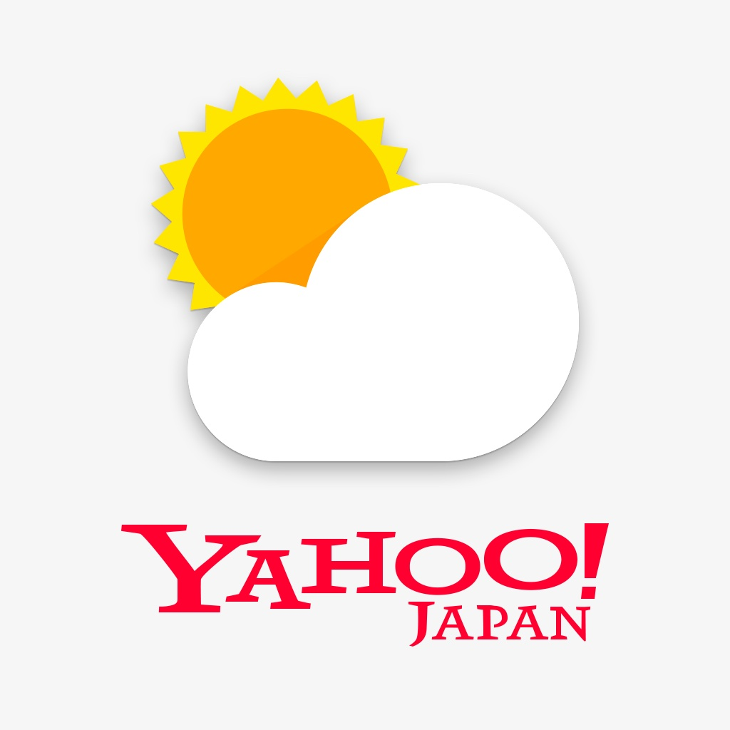 Yahoo!天気 - 雨雲の接近や台風の進路がわかる無料の天気予報アプリ