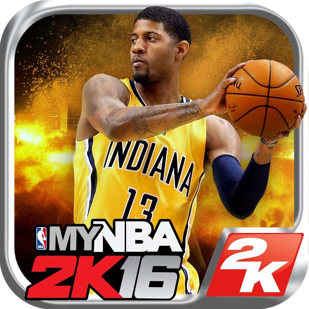 Download My NBA 2K16 free for iPhone, iPod and iPad
