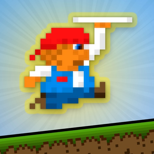 WORLD 1-1, Up Up Down Down Left Right Left Right B A Edition iOS App