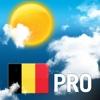 Wetter für Belgien Pro