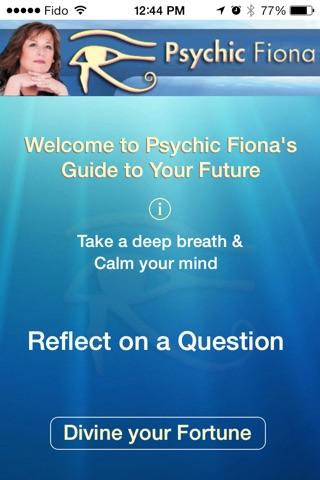 Psychic Fiona screenshot 1