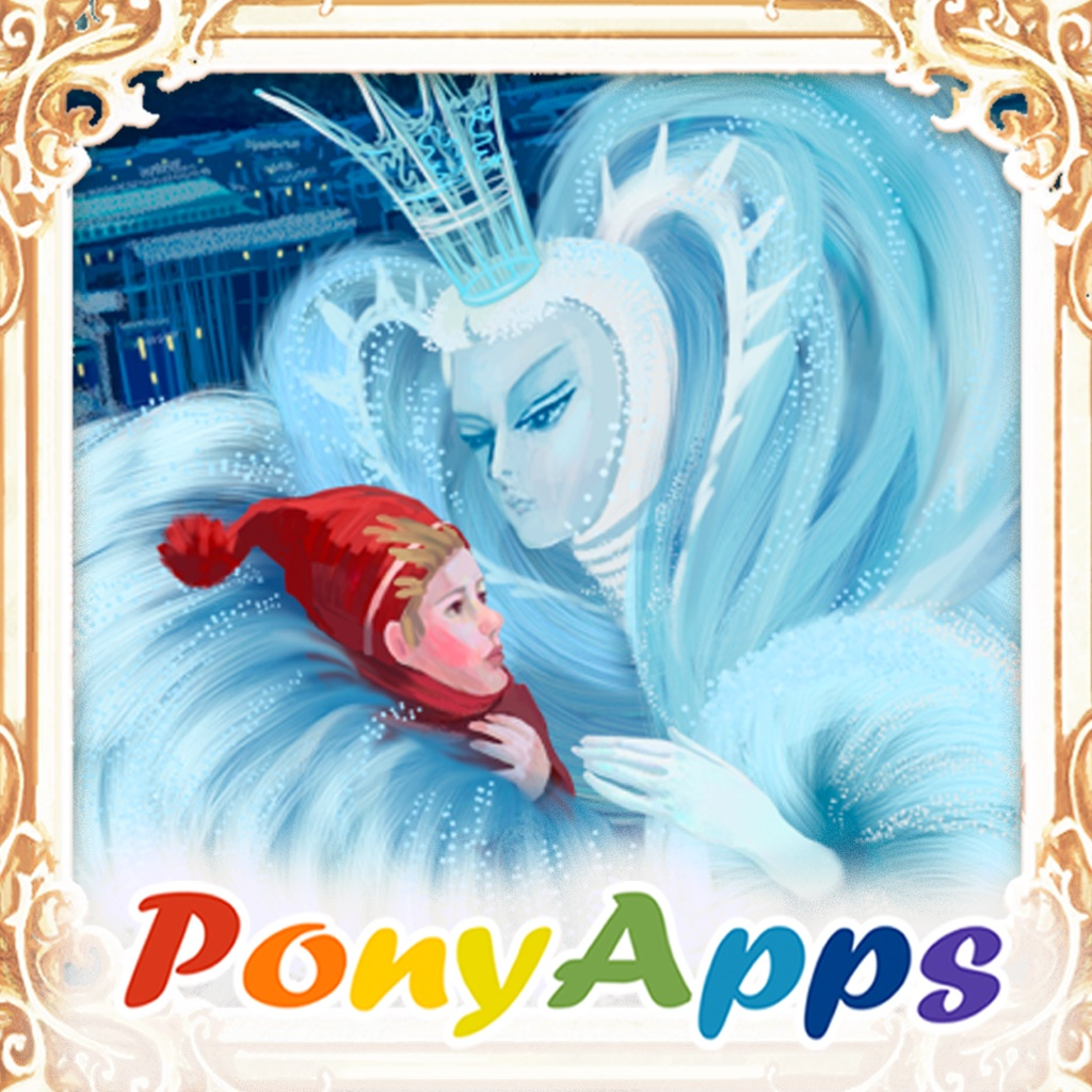 The Snow Queen, Read & Play