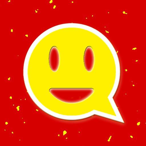 新年貼圖 Stickers + Emoji Art for WeChat, Line, Whatsapp, SMS, iMessage, QQ, Weibo, etc iOS App