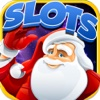 "Santa Clause ""Hohoho!"" Slots Machine Casino - Big Wins on Christmas Vacation!"