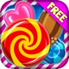Candy Games Blitz Mania Free - Play Great Match 3 Game For Kids And Adults HD